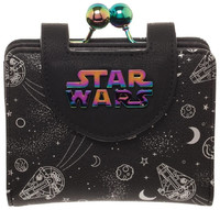 Star Wars: Millennium Falcon Iridescent - Mini-Wallet