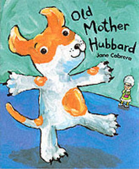 Old Mother Hubbard by Jane Cabrera image
