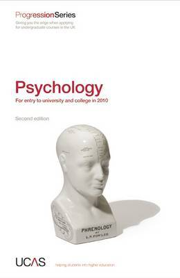 Progression to Psychology: For Entry to University and College in 2010 by UCAS image