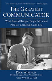 The Greatest Communicator by Dick Wirthlin image