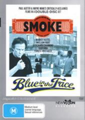 Smoke/blue In The Face (2 Disc) on DVD