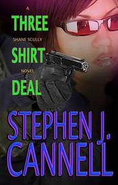 Three Shirt Deal by Stephen J Cannell image