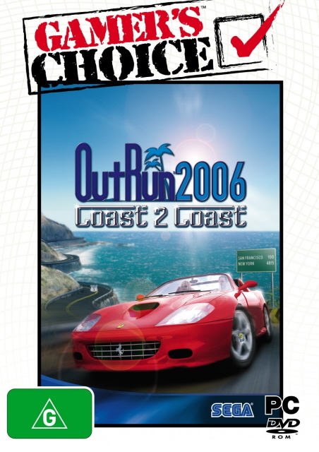 OutRun 2006: Coast 2 Coast for PC Games