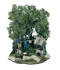 Woodland Scenics Night Bath HO Scale