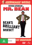 Mr Bean - Bean's Brilliant Collection on DVD