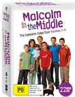 Malcolm in the Middle - The Complete Collection Box Set on DVD