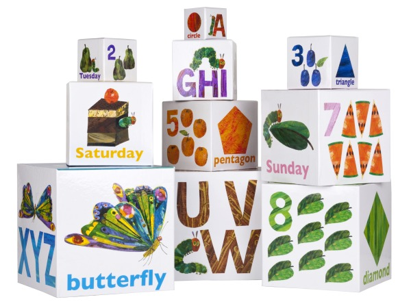 The World of Eric Carle - Building Blocks image