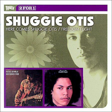 Here Comes Shuggie Otis/Freedom Flight by Shuggie Otis image