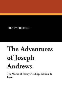 The Adventures of Joseph Andrews by Henry Fielding image