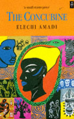 The Concubine by Elechi Amadi image