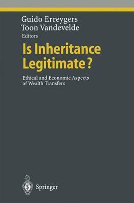 Is Inheritance Legitimate? image