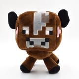 Minecraft - Baby Cow Plush
