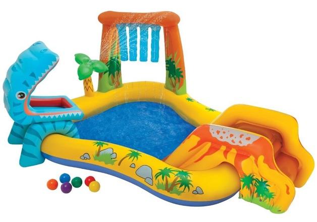 Intex: Dinosaur Play Centre