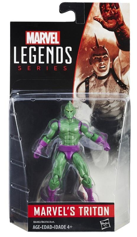 Marvel Legends: Triton - Action Figure