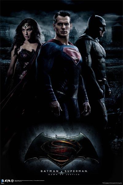 Batman Vs Superman Dawn Of Justice Teaser Maxi Poster 346