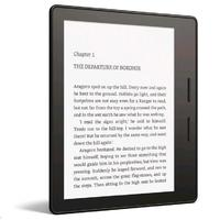 Kindle Oasis eReader with Leather Charging Cover
