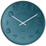 Karlsson Wall Clock - Mr. Blue (Large)