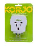 Korjo Multi Reverse Adaptor Plug