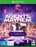 Agents of Mayhem Day 1 Edition for Xbox One