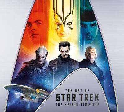 The Art of Star Trek by Jeff Bond