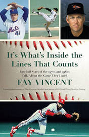 It's What's Inside the Lines That Counts by Fay Vincent image