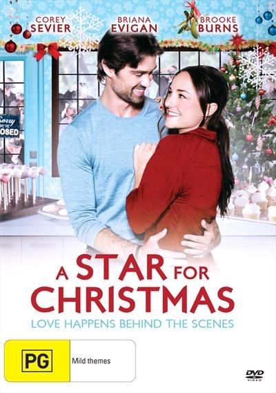 A Star For Christmas on DVD image