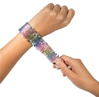 Reversible Sequin Slap Band