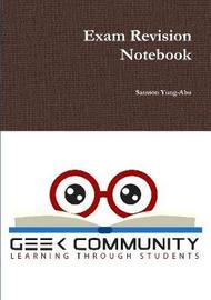Exam Revision Notebook by Samson Yung-Abu
