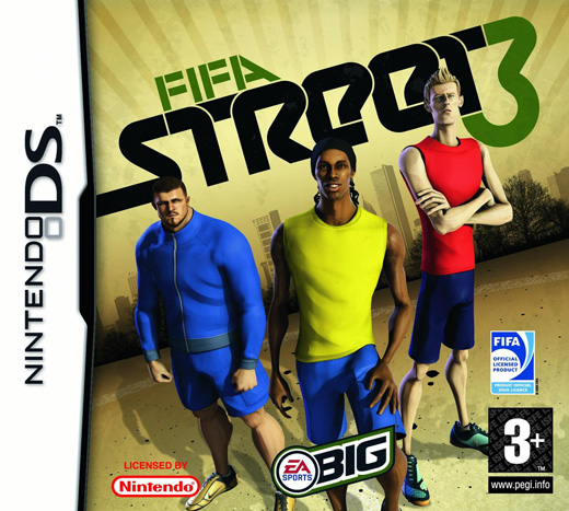 FIFA Street 3 for Nintendo DS image