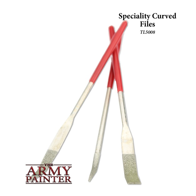 Army Painter Specialty Curved Model Files