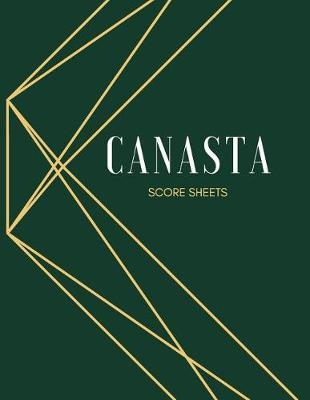 Canasta Score Sheets by Highway 62 Publishing image