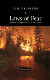 Laws of Fear by Cass R Sunstein image
