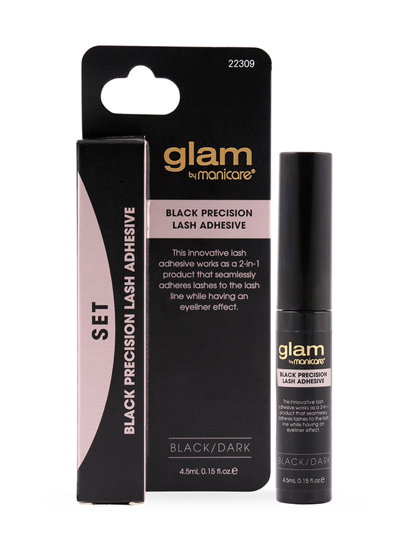 Glam by Manicare - Precision Black Adhesive