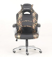 Playmax Gaming Chair Green Camo for