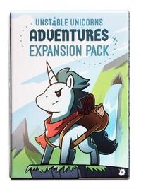 Unstable Unicorns: Adventures - Expansion