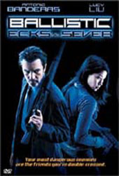 Ballistic: Ecks vs Sever on DVD