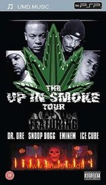 The Up In Smoke Tour for PSP
