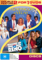 Honeymoon In Vegas / Waking Up In Reno - Double Feature (2 Disc Set) on DVD
