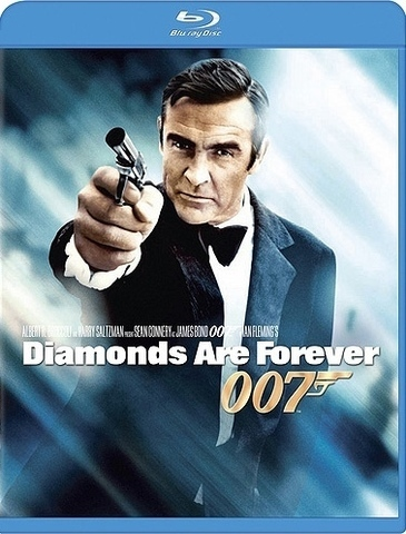 Diamonds Are Forever (2012 Version) on Blu-ray image
