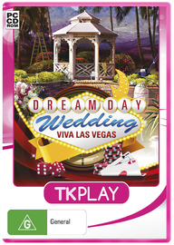 Dream Day Wedding: Viva Las Vegas (TK play) for PC Games