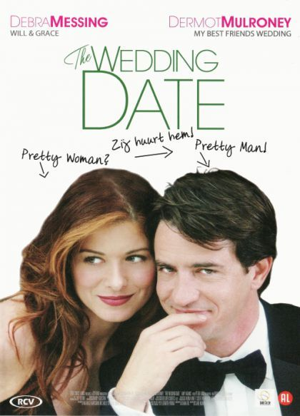 The Wedding Date on DVD image