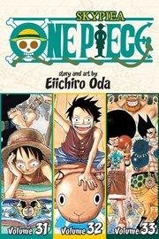 One Piece Omnibus 11: Skypeia 31-32-33 (3 Books in 1) by Eiichiro Oda
