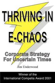 Thriving in E-Chaos: Corporate Strategy for Uncertain Times by Sandra L. Smith