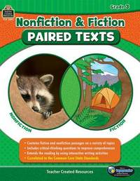 Nonfiction and Fiction Paired Texts Grade 3 by Susan Collins image