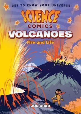 Science Comics by Jon Chad