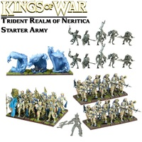 Kings of War Trident Realm of Neritica Army