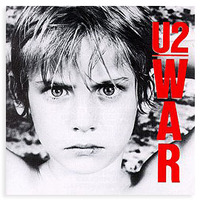 War - Re-mastered by U2