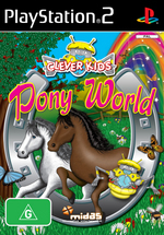 Clever Kids: Pony World for PlayStation 2