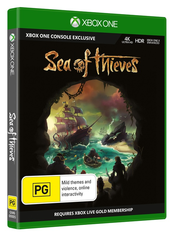 Sea of Thieves | Xbox One | On Sale Now | at Mighty Ape NZ