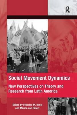 Social Movement Dynamics by Federico M. Rossi image